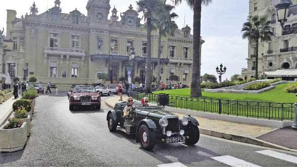 Child CARE Monaco Ladies Rally