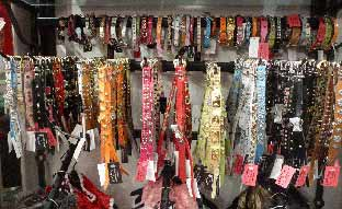 Christmas Collars for Dogs