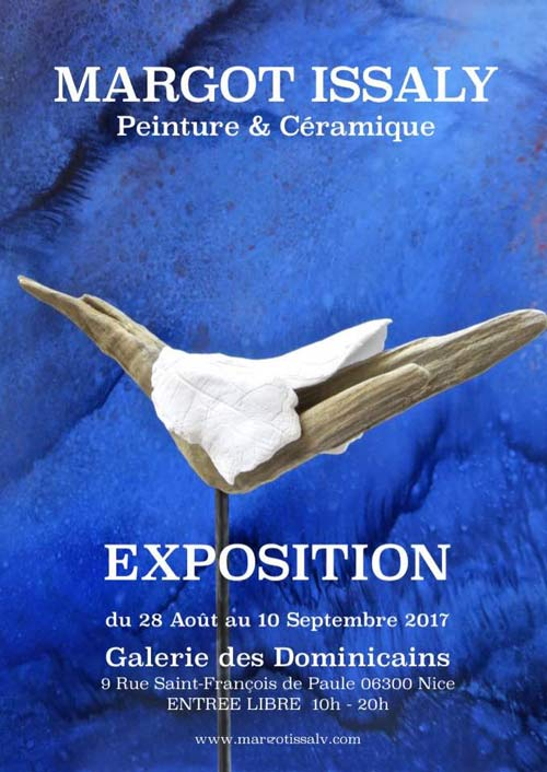 Margot Issaly Exhibtion