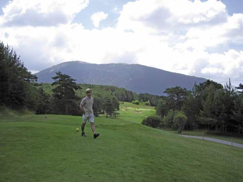 Golf Chateau Taulane