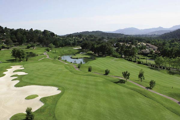 Royal Mougins Golf Course