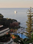 Monte Carlo Sporting Club pool