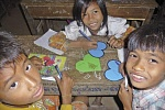 Prey Veng Pupils