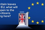 Brexit sign: What will happen if Britain leaves the EU?