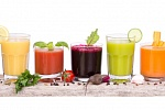 Smoothies selection