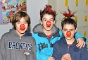 Mougins School Red Nose Day