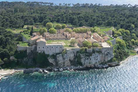 Fort-Royal, Sainte-Marguerite