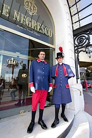 Negresco Doormen